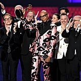 Cast of RuPaul's Drag Race at the 2019 Emmys