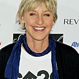 """""""I'm not an activist; I don't look for controversy. I'm not a political person, but I'm a person with compassion. I care passionately about equal rights. I care about human rights. I care about animal rights. Above all, I strive to be the best I can — to be better than I was yesterday and better tomorrow."""" — Ellen on what makes her speak her mind"""