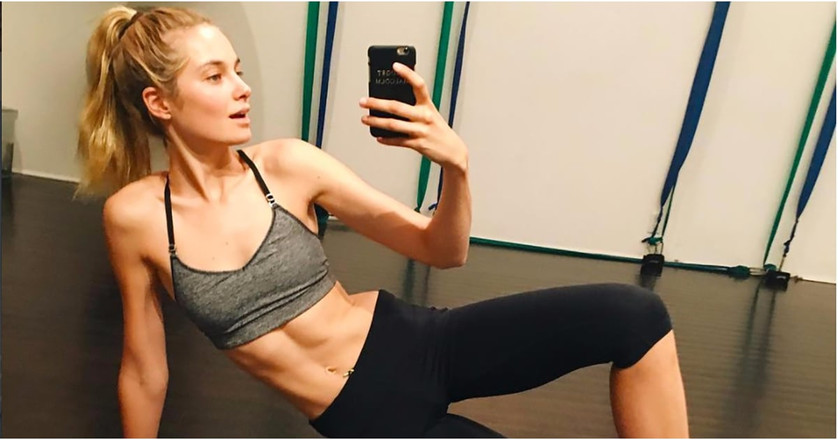 I Tried a Victoria's Secret Model Diet and Exercise Plan ...