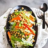 Vegetarian: Honey and Garlic Stir-Fry