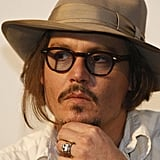 Photos From Johnny Depp