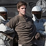 Liam Hemsworth as Gale in Catching Fire.