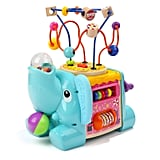 Baby Toy with Bead Maze