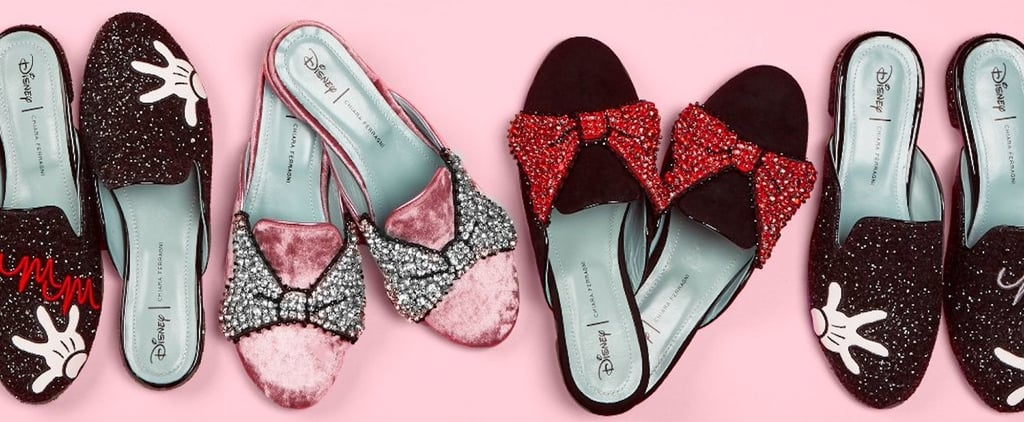Disney Chiara Ferragni Shoe Collection 2018