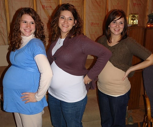 Mamas-to-Be Have Your Back at The Pregnancy Posse