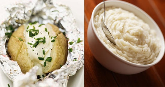 Would You Rather Eat Baked or Mashed Potatoes?