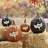 Bat Family Pumpkin