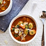 Gnocchi and Vegetable Soup