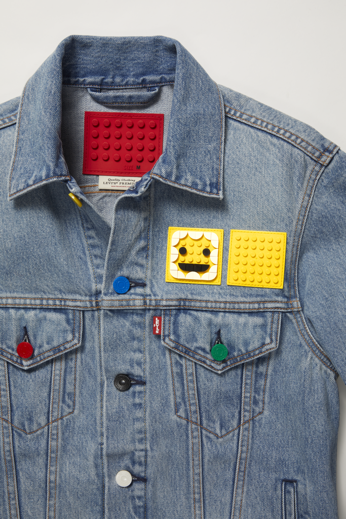Lego x Levi's Limited-Edition Collection Coming October 1