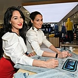 Nikki and Brie Bella Beauty Line Details