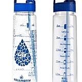 Aquamotiv Inspirational Fitness Water Bottle