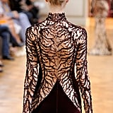 Zuhair Murad Hair | Paris Haute Couture Fashion Week 2013