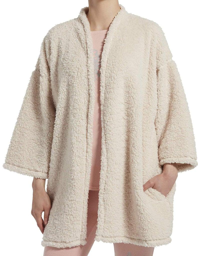 Hue Cozy Cardigan Robe