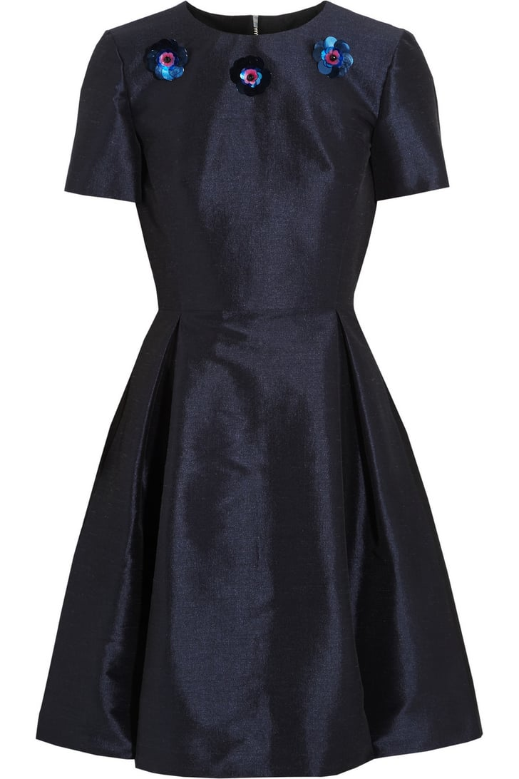 Lulu Amp Co Embellished Fit And Flare Dress Mother Of The