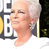 Jamie Lee Curtis Debuted White Hair at the Golden Globes