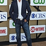 Josh Holloway showed up to the Summer TCA Press Tour party.