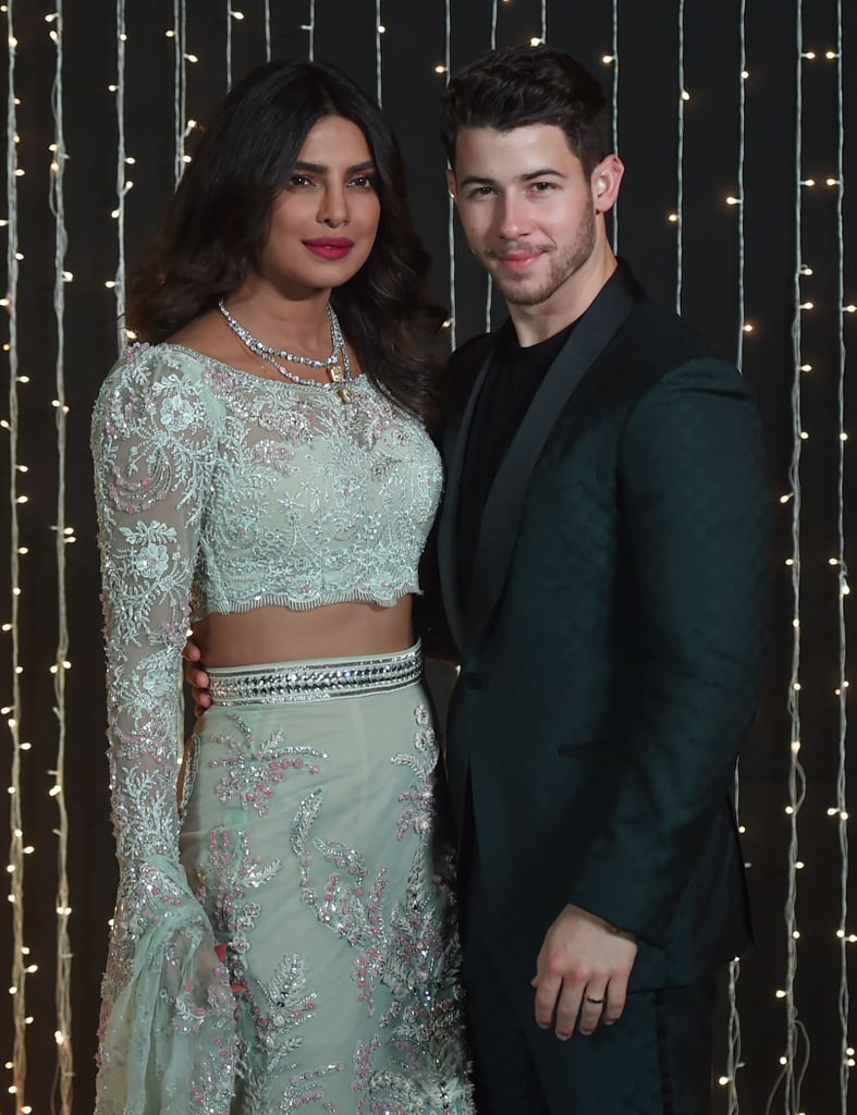 Priyanka Chopra and Nick Jonas Third Wedding Reception