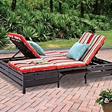Mainstays Outdoor Double Chaise Lounger