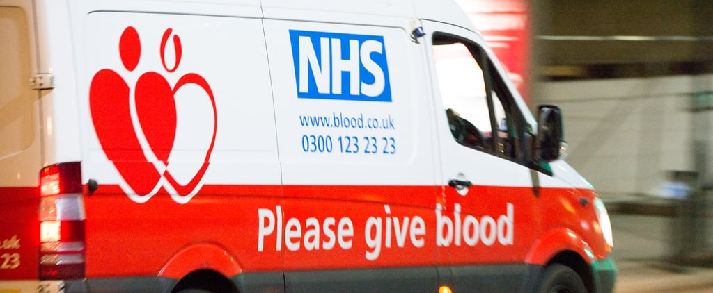 NHS Improves Blood-Donation Rules For Gay and Bisexual Men