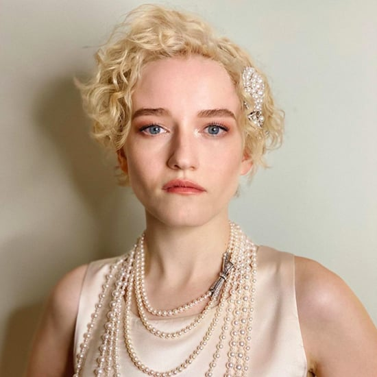 Julia Garner's Chanel Flapper Outfit During the 2020 Emmys