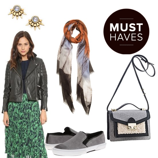 Fall Fashion Shopping Guide | September 2014