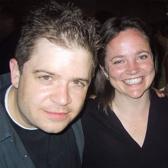 Patton Oswalt's Tribute For Wife April 2017