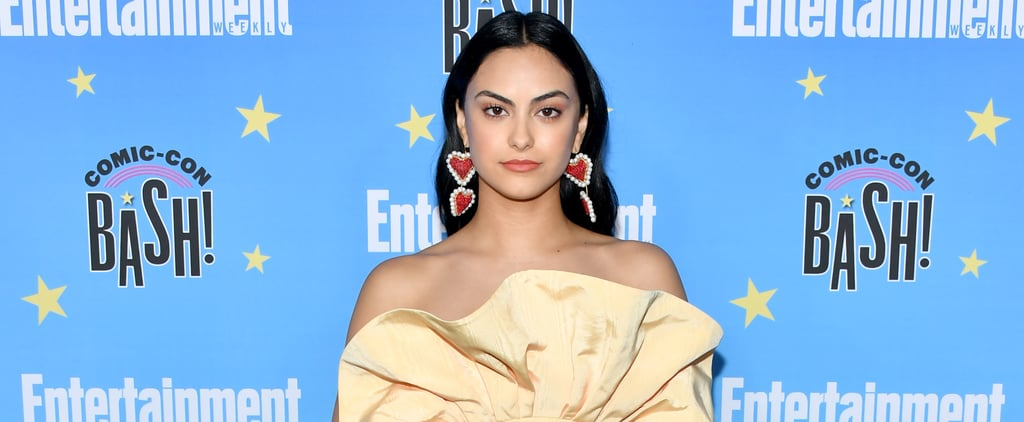 Camila Mendes's Red Carpet Style