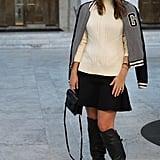 Hannah McKinley, Fashion Editor