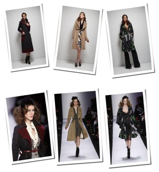 Three Diane Von Furstenberg Coats We Love