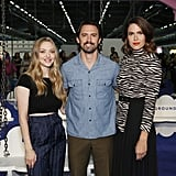 Amanda Seyfried, Milo Ventimiglia, and Mandy Moore