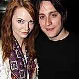 Emma Stone et Kieran Culkin