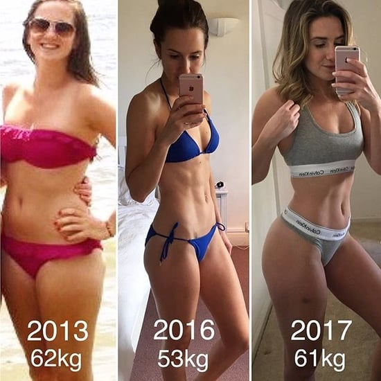 Lucy Instagram Weight Loss
