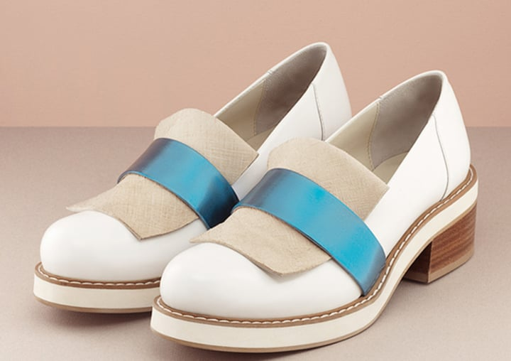 Finery Novello Leather Loafers (£99)