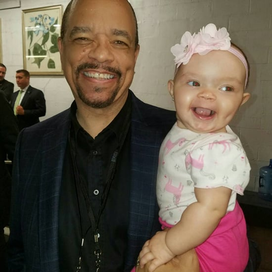 Ice T's Cutest Pictures With Baby Chanel