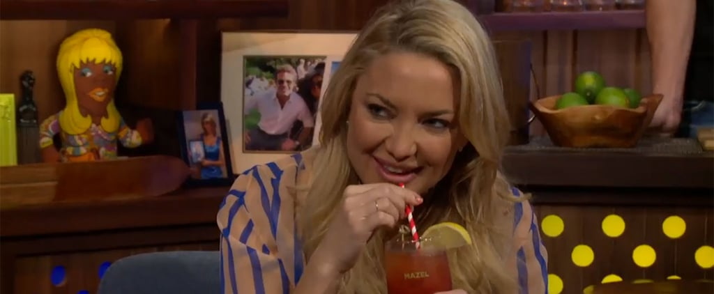 Kate Hudson Talks Nick Jonas Watch What Happens Live