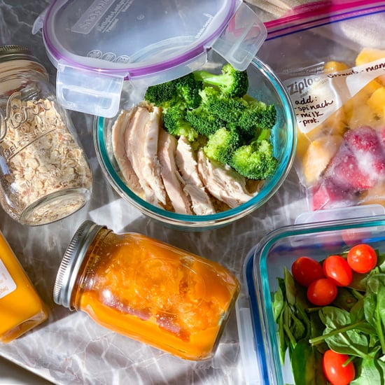 Healthy Meal Prep Shopping List