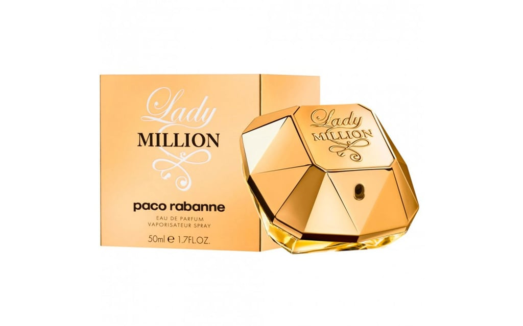 Paco Rabanne Lady Million 50mL ($99, previously $126).
