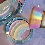 Too Faced Cosmetics Rainbow Strobe Highlighter ($30)