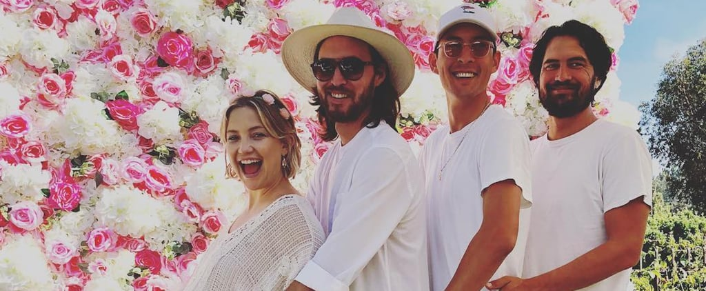 Kate Hudson Baby Shower Pictures September 2018