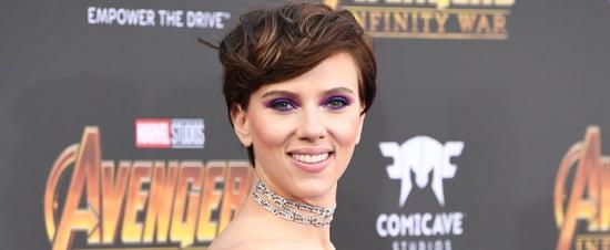 Scarlett Johansson on Her Daughter Being Girly