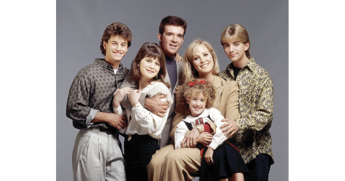 Image result for growing pains family portrait