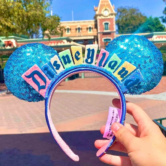 See Photos of Disney's Retro Disneyland Sign Mouse Ears