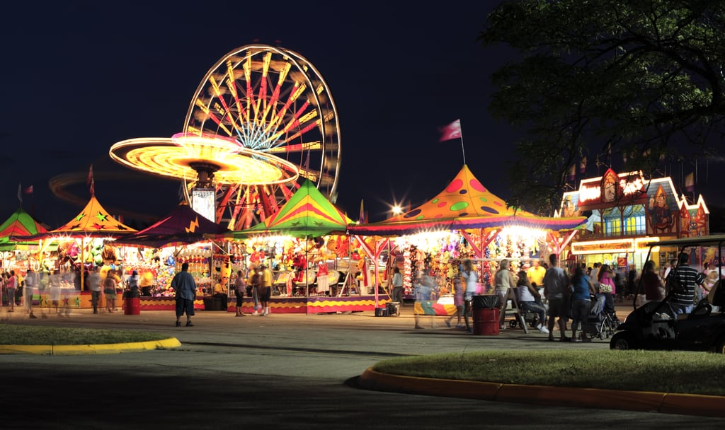 Attend a state fair.