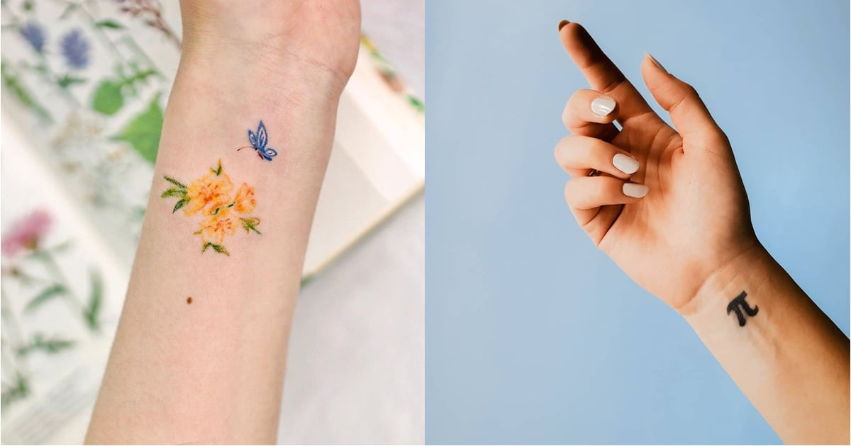 55 Small Wrist Tattoos Pictures And Ideas