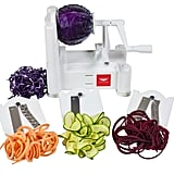 Paderno World Cuisine Spiral Vegetable Slicer