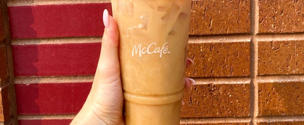 McDonald's Korean Iced Coffee Hack