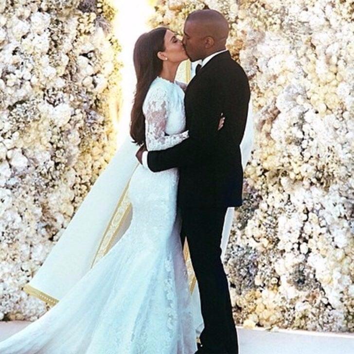 Kim Kardashian And Kanye West Wedding Facts