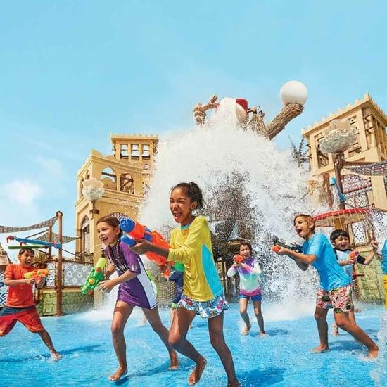 ياس ووتروورلد تستضيف أكبر معركة رشاشات مائية في الإمارات