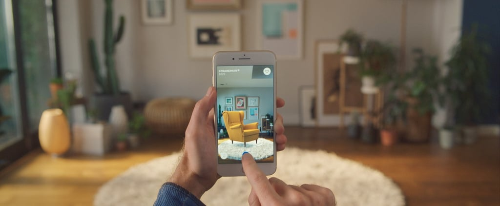 Ikea's New App Will Make 1 of Your Wildest Home-Decorating Dreams Come True