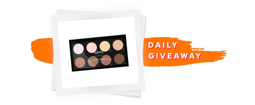 Achieve Chiseled Cheekbones After You Win This Contouring Palette